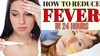 Reduce Your Fever in 5 Natural Ways