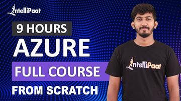 Azure Training   Azure Tutorial   Intellipaat