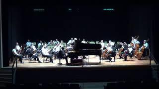 Or Yissachar, Ovidiu Balan - Beethoven - Piano Concerto no.1 in C Major op .15 - mov. II, III