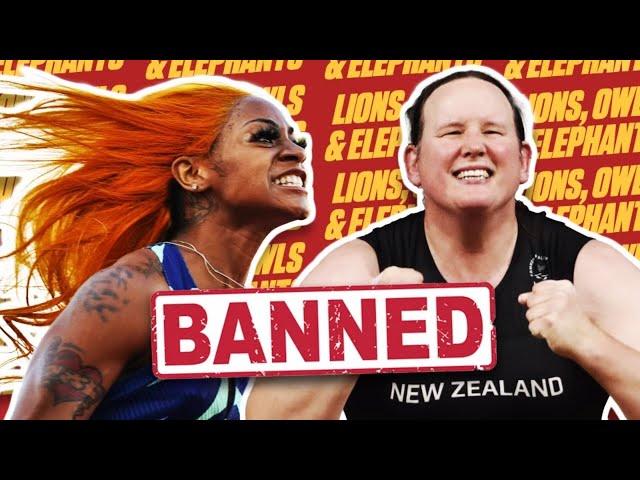 Transgenders allowed, Cannabis banned   Sha'Carri Richardson & Laurel Hubbard
