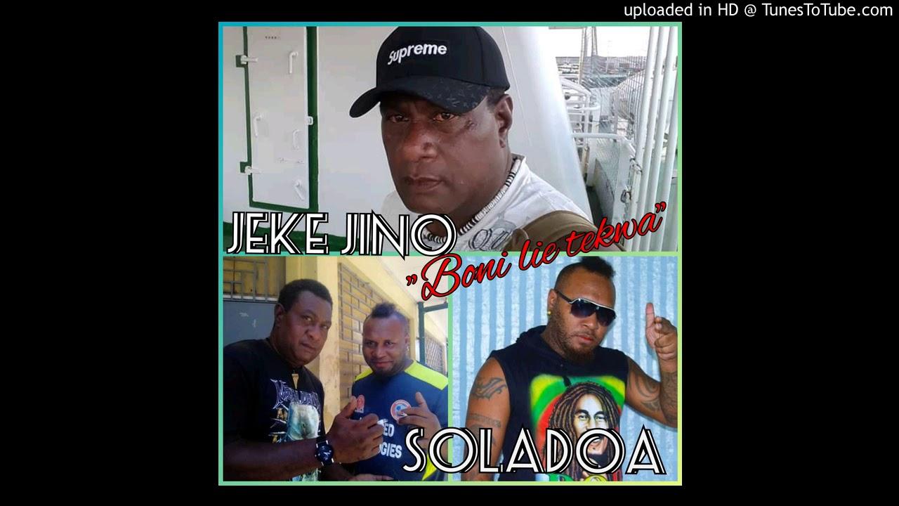 Download BONI LIE TEKWA... JEKE JINO FEAT SOLADOA