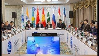 Встреча глав регионов стран ШОС в Челябинске