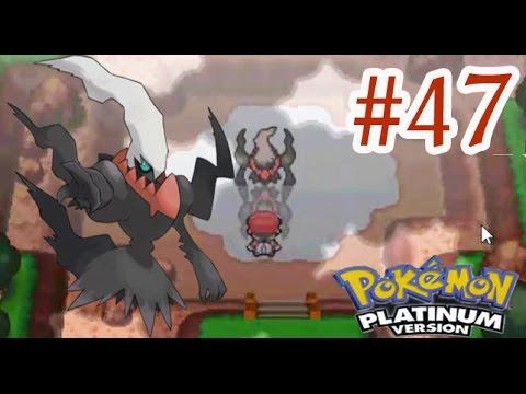 Pokemon Platinum - Battle Frontier #47 จับ ดาร์คไร โปเกม่อนในตำนาน