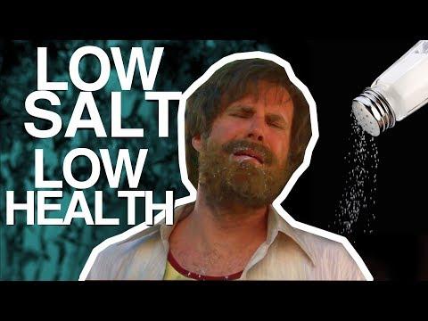 WHY Low Salt Stresses the Body (Sodium, Hormones & Potassium)