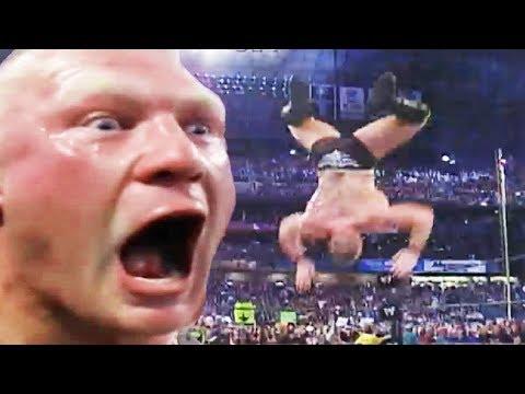 WWE Ölümden Dönen Güreşciler(Nerdeyse Ölüyorlardı!!!)