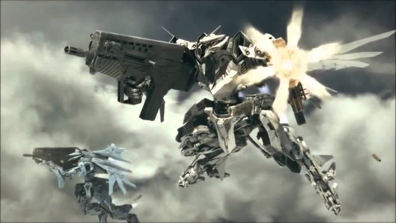 Mech Girl Wallpaper Planzet Cool Mecha Battles First Fight Youtube
