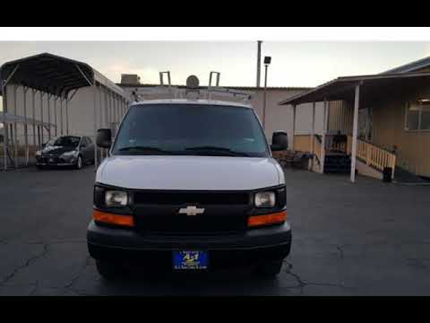 2009 Chevrolet Express 2500 for sale in BAKERSFIELD, CA