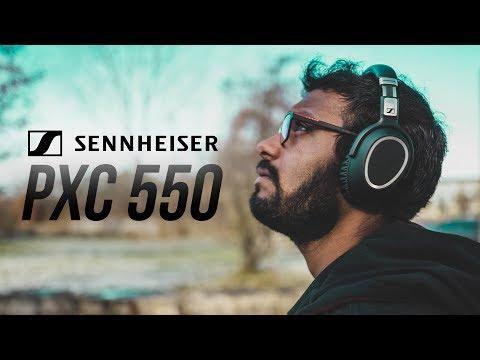 Sennheiser PXC 550 - The Best Wireless Travel Headphones?