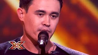 Куаныш Абжапбар. X Factor Kazakhstan. Сезон 7. Эпизод 8.