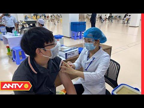 Bộ Y tế: Ưu tiên tiêm vắc xin Pfizer cho người đã tiêm một mũi AstraZeneca | Tin tức 24h | ANTV