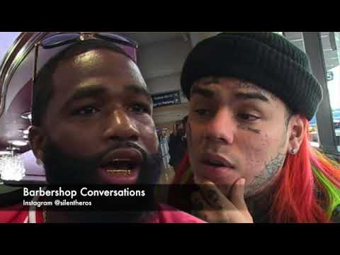 Rapper says Adrien Broner a Disgrace Clown Minstrel Show Cancer!He dont have it in HIM!