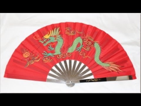 Tai Chi Iron Fan