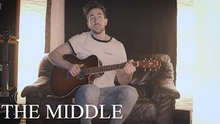 The Middle - Zedd, Maren Morris, Grey (Fabi Stray acoustic cover)