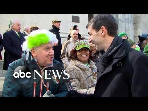 New York City celebrates St. Patrick