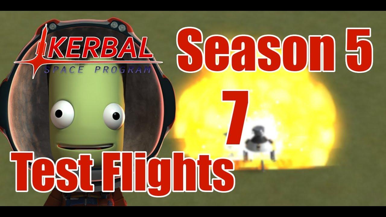 Download Test Flights [7] Kerbal Space Program Season 5