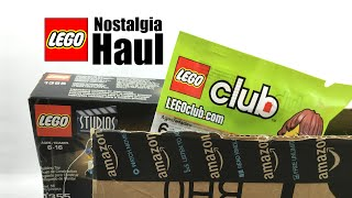 LEGO Haul of Nostalgia! February 2016 eBay unboxing!