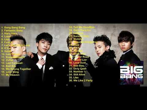 [ BIG BANG ] #MP3 FULL SONG