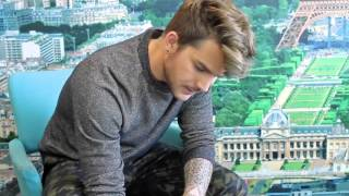 Скачать Adam Lambert Interview 2015 Learning Hungarian Russian Subtitles