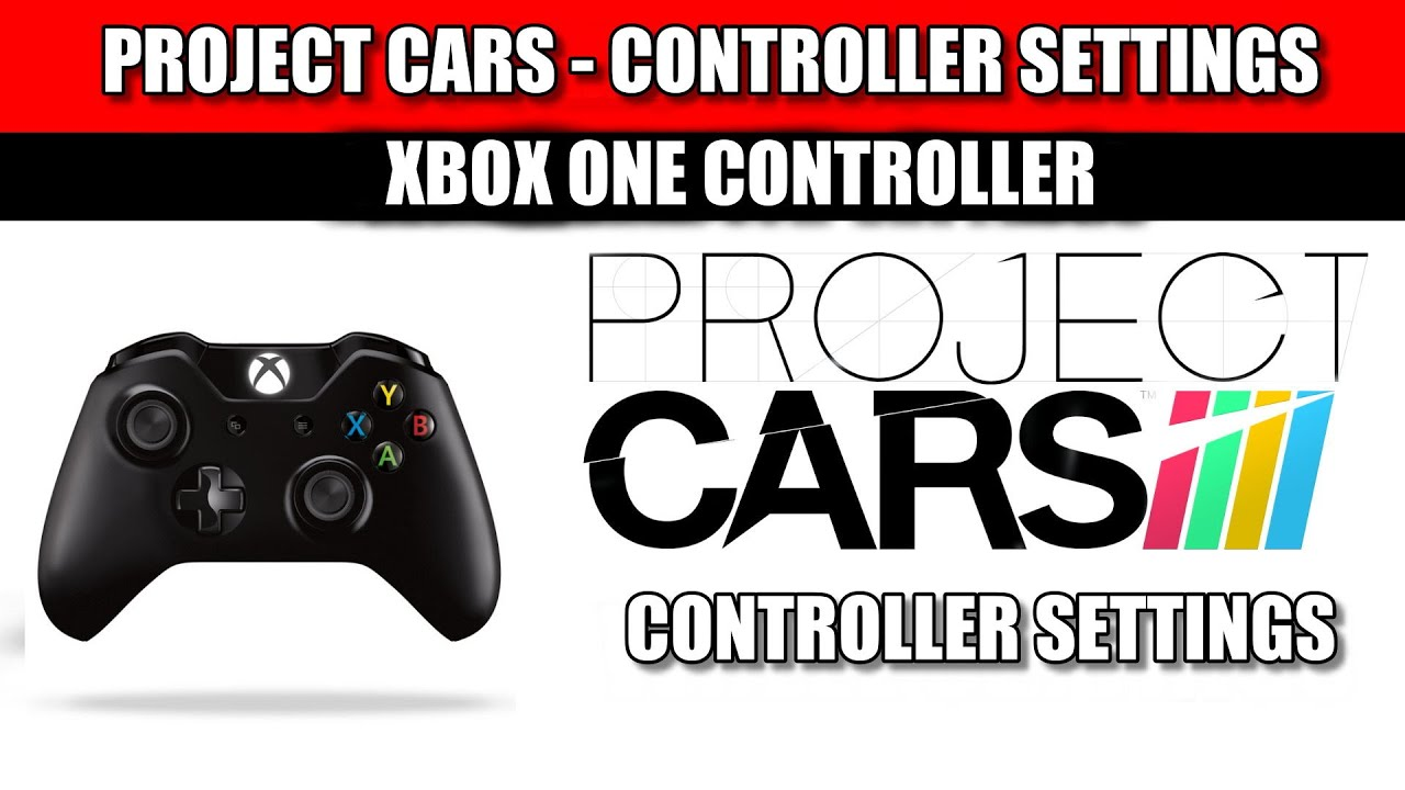 project cars xbox one controller settings youtube. Black Bedroom Furniture Sets. Home Design Ideas