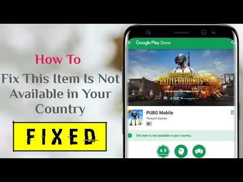 how to watch videos not available in your country