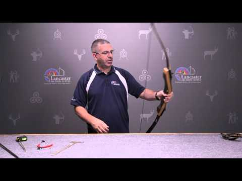 How to Set Up a Recurve Bow