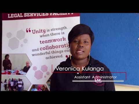 Veronica Kulanga - Assistant Administrator at Legal Services Facility