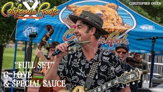 G. Love & Special Sauce | (Full Set) live at California Roots 2019