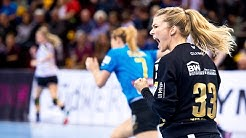 Komplettes Spiel: EHF-Cup / SG BBM Frauen vs. Erd HC
