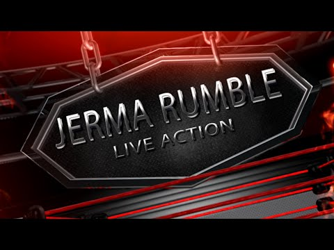Jerma Rumble - Live Action!