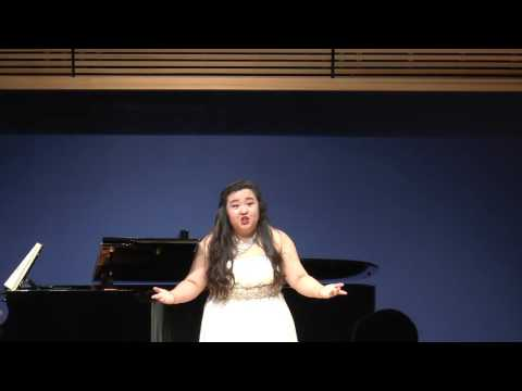 Samantha Park - Est-ce vrai? Grand merci! (Opera Manon) - Jules Massenet