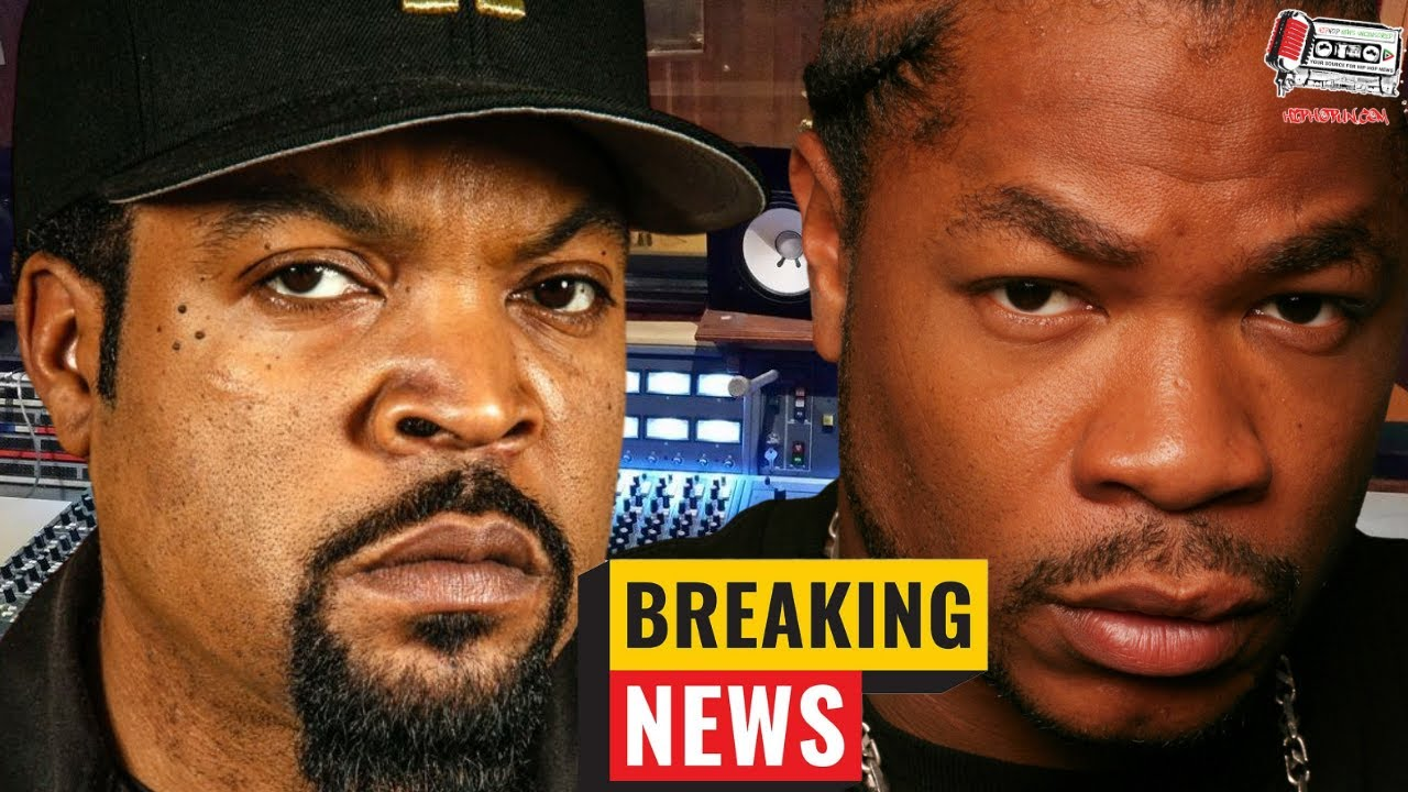 Xzibit Goes All The Way In About Ice Cube's Movement!