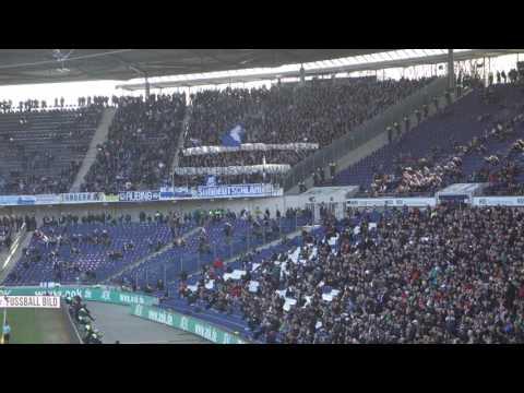 Hannover 96 - 1860 München | Süddeutsche Dullis Reaktion 11.03.17 (HD)