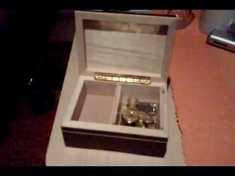 Meine Elfenlied Spieluhr (Lilium) music box