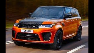Video 2018 Range Rover Sport SVR Interior, Exterior and Drive download MP3, 3GP, MP4, WEBM, AVI, FLV Agustus 2018