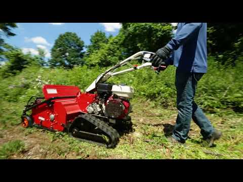 The Cyclone Walk Behind Flail Mower Overview Doovi