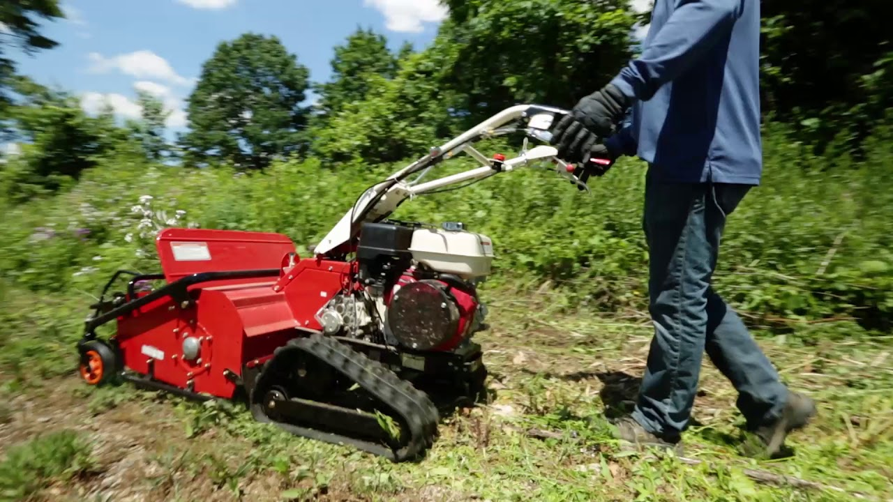All You Need to Learn to a Use a Flail Mower