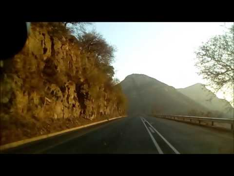 Travelling in Limpopo, with amazing mountains and hills
