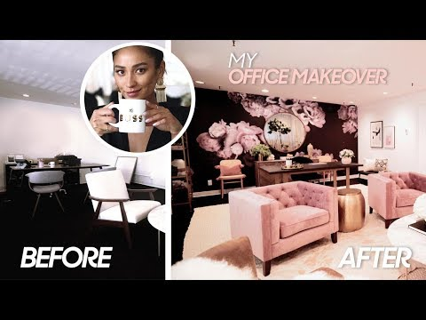 My NEW Office Makeover!  Shay Mitchell