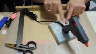 Glue Gun Holder- Reloaded