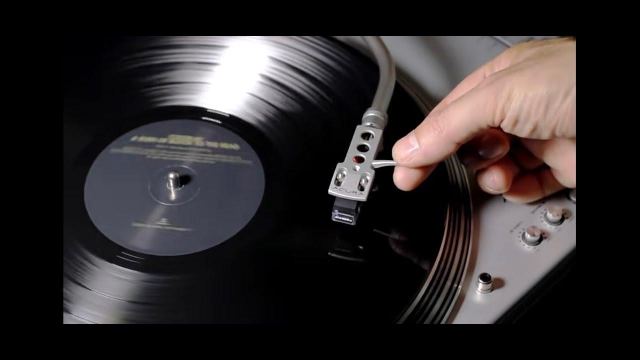Nhạc Lossless Một Thời Đã Xa Vinyl - Đĩa than Thùy Chi - Ghi âm từ đầu TEAC TN-4D