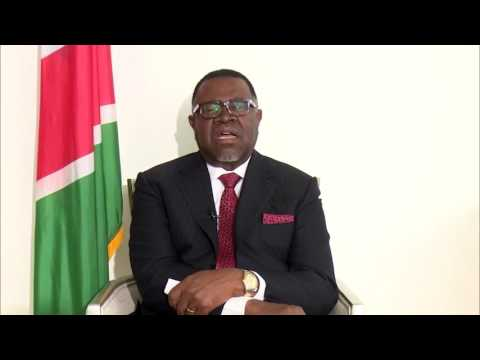 Namibia: Statement 2016 UN Climate Change high-level event