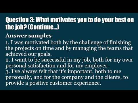 Programme Manager / Project Manager Interview Questions and Answers