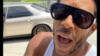 Ludacris Shows The First Car He Ever Bought 🚘Still Drives It Around