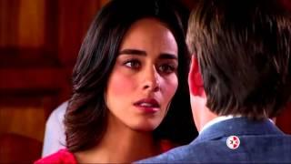 Antonio y Sara - La vecina te cambira la vida- se besen