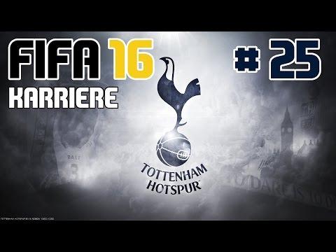 FIFA 16 KARRIEREMODUS # 25 // KEINE ZEIT zum VERSCHNAUFEN | Standard Lüttich - Tottenham Hotspur