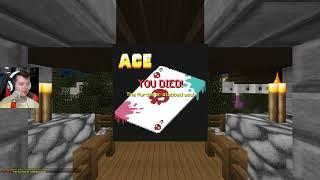 MORDERCA SIĘ TELEPORTUJE! Minecraft Murder Mystery #45 | Vertez