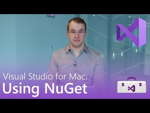 How to install nuget package in visual studio 2017