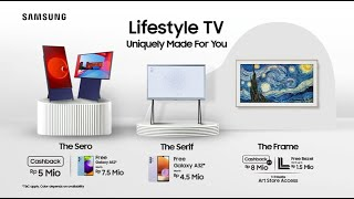 Lifestyle TV - Embrace Your Unique Personality | Samsung Indonesia