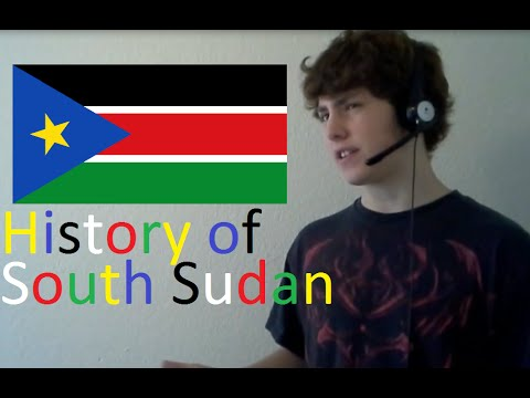 History of South Sudan Explained!