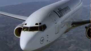 Lufthansa Boeing 737 Family